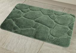 "1 Piece Hotel Collection Oversized River rock Bath Mat 24""x"""