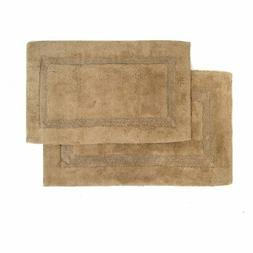 2 Piece Olympia Bath Rug Set