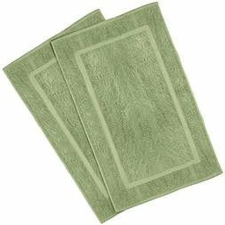 Utopia Towels 21-Inch-by-34-Inch Cotton Washable Bath Mat 2