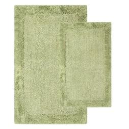 Chesapeake 40113 2 Piece Bella Napoli Rug Set- 21 in. x 34 i