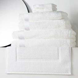 Luxury Hotel Collection - 7 piece Bath Set - includes 6 Comb