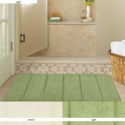 Absorbent Soft Non-slip Rug Memory Foam Bath Bathroom Bedroo