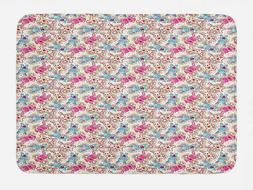 baby bath mat cute rabbit heroes spiral