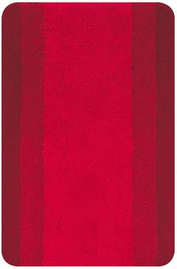 balance red bathroom carpet bathmat 23 5