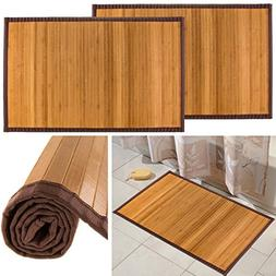 bamboo non skid water resistant
