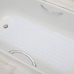 Aveenis Bath Mat for Tub,Non Slip Bathtub Mat Extra Long Tub