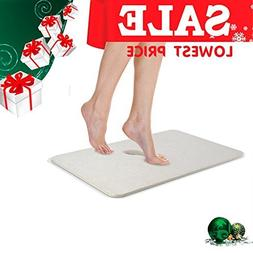 Uarter Bath Mat Diatomaceous Earth Antibacterial Anti Slip B
