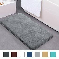 MAYSHINE Bath mats for Bathroom Rugs,Extra Soft, Absorbent,
