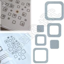 Bath Treads anti Non-Slip Stickers Mat Applique Bathtub Tub