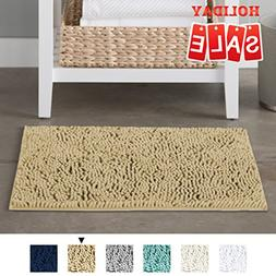 H.VERSAILTEX Non Slip Bath Mat Super Soft Bath Rug for Bathr