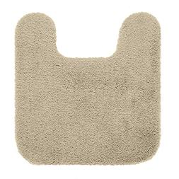 "Maples Rugs Bathroom Rugs - Cloud Bath 20"" x 21.5"" Contour N"