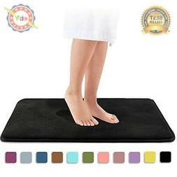 BRAND NEW Memory Foam Bath Mat Non Slip Absorbent Super Cozy