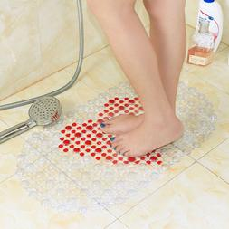 Cartoon Bathroom Product Safe Bath Mat Shower Rug Bathtub Cu