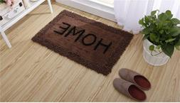 Cotton Craft Reversible Step Out Bath Mat Rug Chocolate 100%