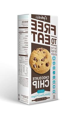 Cybele's Free to Eat Cookies, Chocolate Chip, 6 Ounce