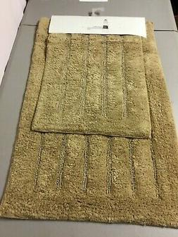 davidson 2 pc bath mat rug set