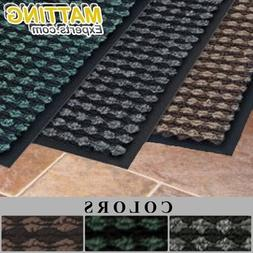 Entrance Runner Water Absorbing Carpet-like Rug Checkered Su
