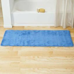Extra Long Memory Foam Soft Quick Dry Bath Mat 24 x 60 Choic