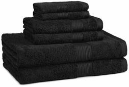 fade resistant cotton towel set
