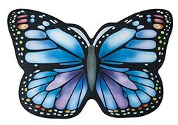 The Paragon Floor Mat - Butterfly Shaped Accent Rug