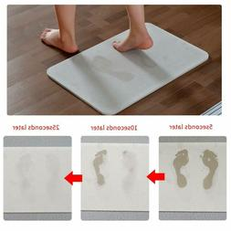 Highly Absorbent Diatomite Bath Mat Anti Slip Eco Friendly A