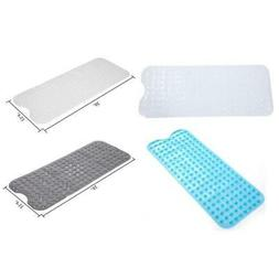 Hot Style Non Slip Bath Tub Mat Rubber Anti Slip Shower Larg