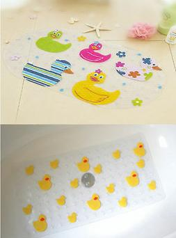 KIDS CHILDS BABY SAFETY DUCKS LONG STRONG SUCTION ANTI NON S