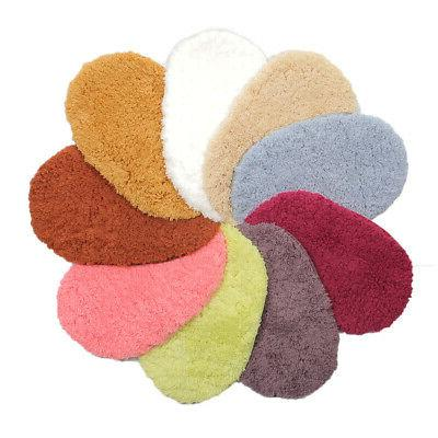 "12""X Foam Rug Carpet Bath Mat Thick Shower Bathroom"