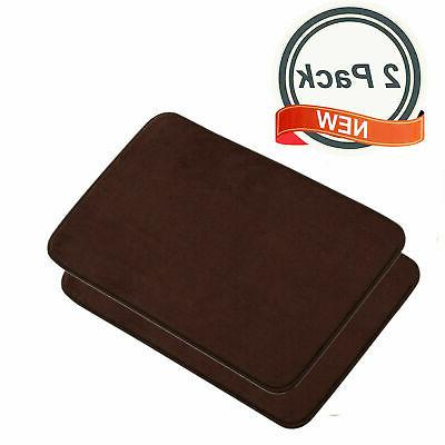 2xnon slip rubber mat door mats indoor