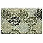 Bacova Guild 30804E Imperial Indoor Outdoor Accent Rug, 87""