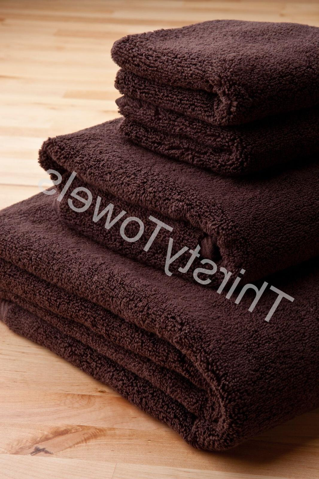 4-Pc Towels 700 GSM Matching