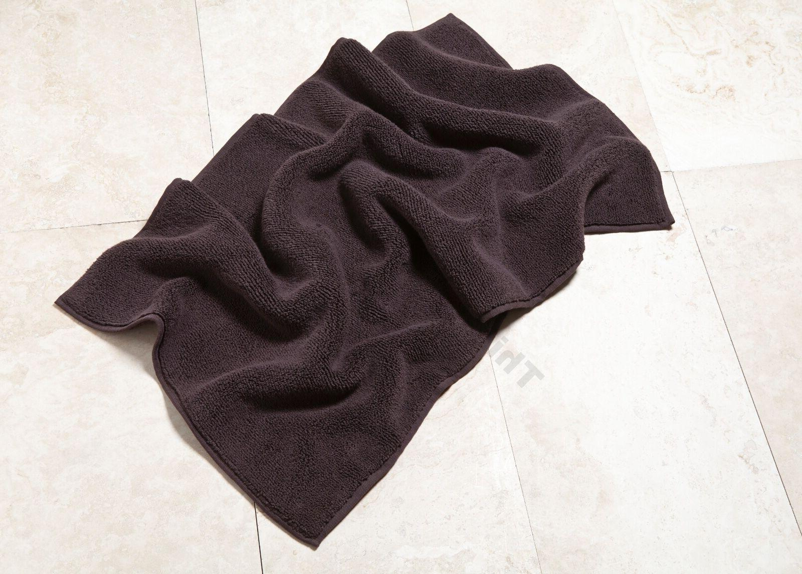 4-Pc Towels -Complimentary Matching Mat