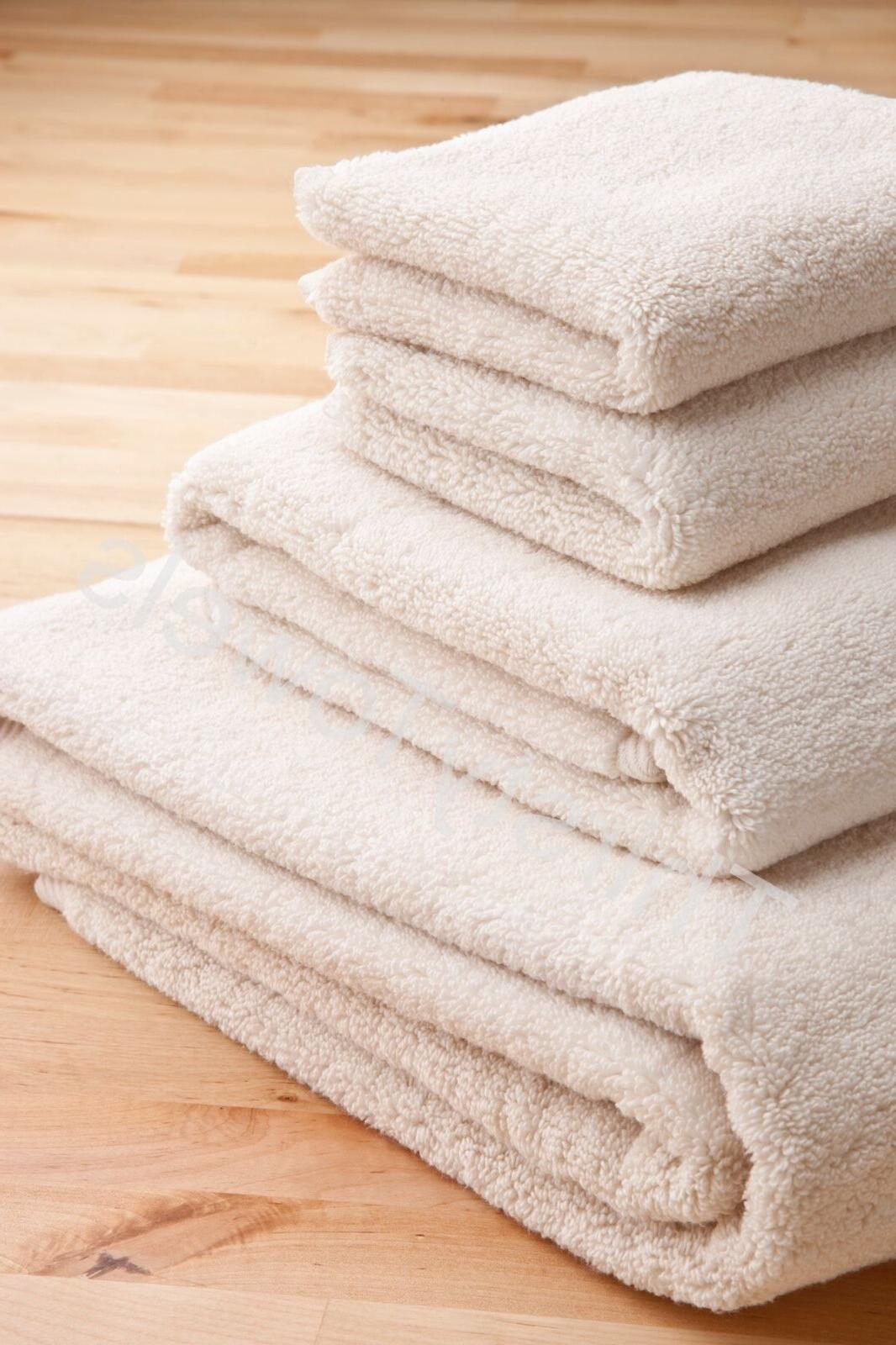 4-Pc Turkish Towels 700 -Complimentary Matching Mat