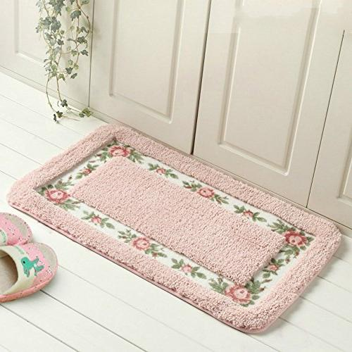 Sytian® Decorative Super Soft Floral Design Rural Style Pre