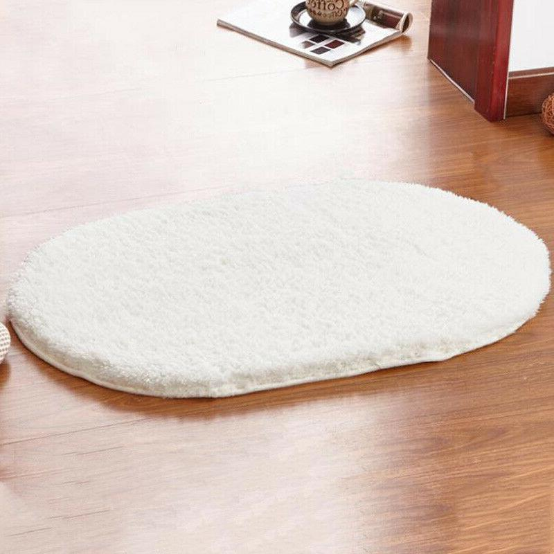 Absorbent Bathroom Foam Shower Rug