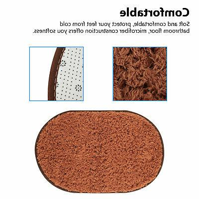 Absorbent Soft Memory Bath Shower Non-slip Mat