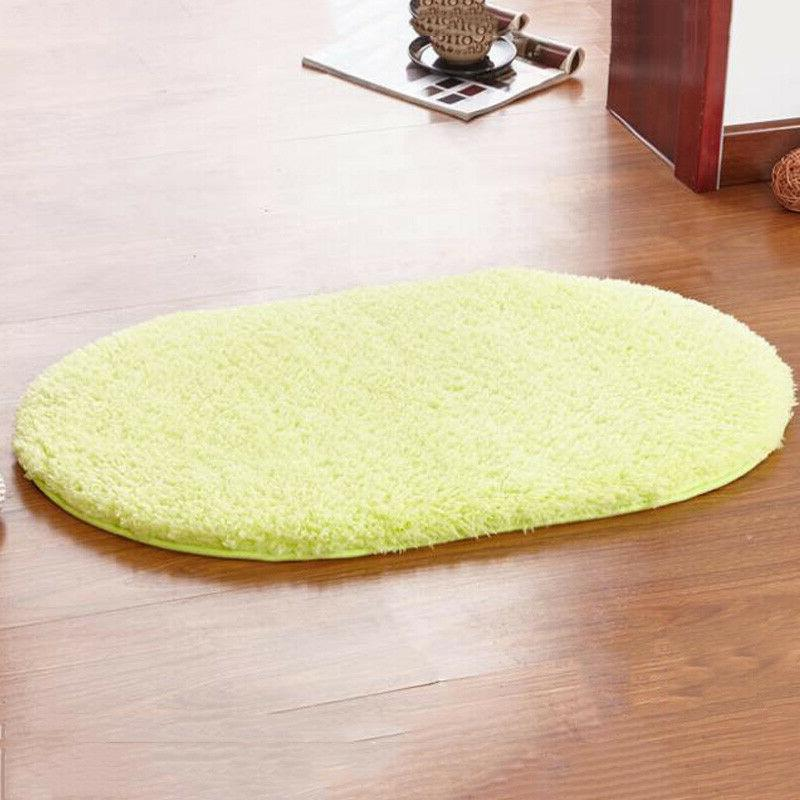Absorbent Bathroom Bedroom Floor Mat Foam Bath Rug