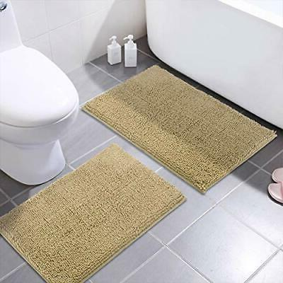 MAYSHINE Bath Mats for Bathroom Rugs Non Slip Machine Washab
