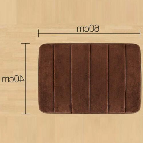 Bath Non-slip Soft Memory Carpet Home Mat Gift