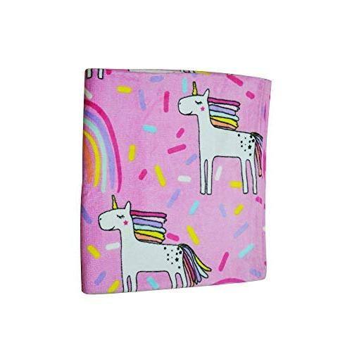 """CC EFIND Towel for 100% X 48"""" Unicorn Towel Travel, Beach, Swimming, Camping, Picnic"""