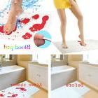 blood bath mat color changing bloody sheet