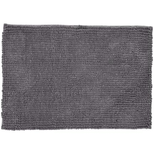 AmazonBasics Chenille Foam Mat Grey, Small