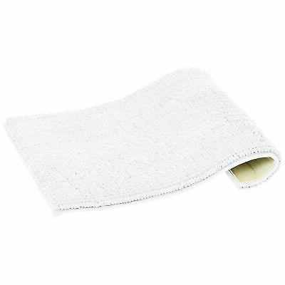 AmazonBasics Chenille Loop Foam White,