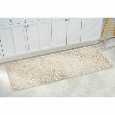 mDesign Heathered Soft X-Long Accent Mat/Runner