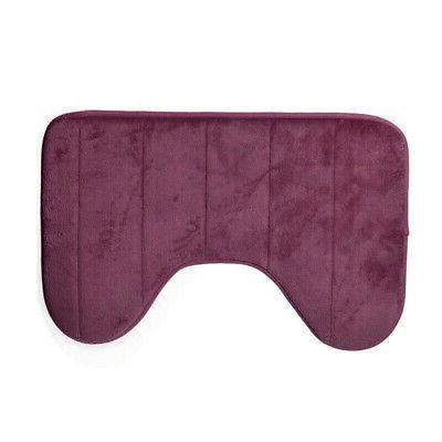 Home Non-Slip Rug U-Shaped Contour Water Home