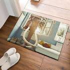 Kitchen Bath Bathroom Shower Floor Home Door Mat Rug Non-Sli