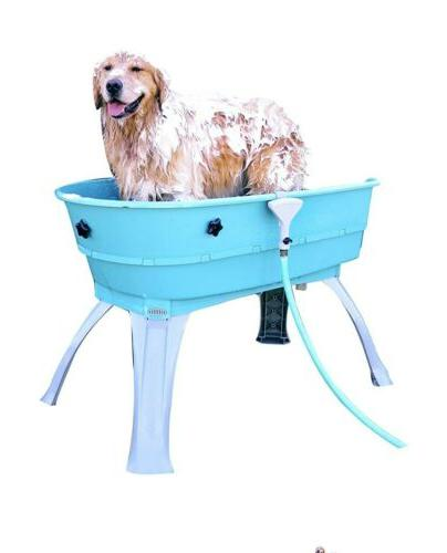 large teal pet bb psusa booster elevated