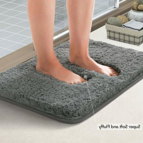 Lifewit Bathroom Mat Soft Water
