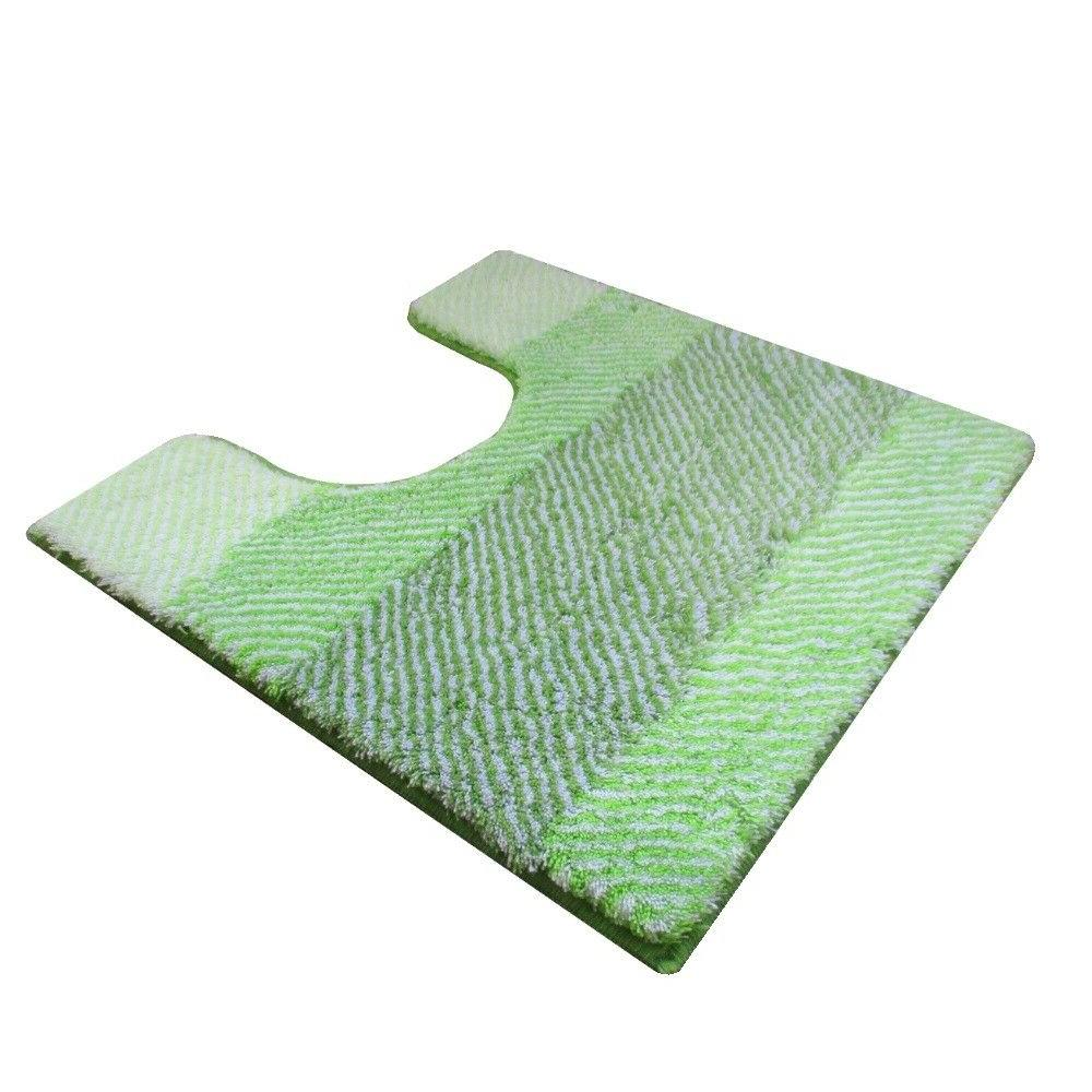 Kleine Wolke Lawrence Green Rug 21 11/16x21 With