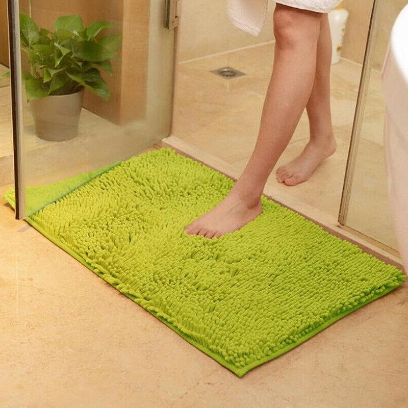 Long Microfiber Slip Absorbent Bathroom